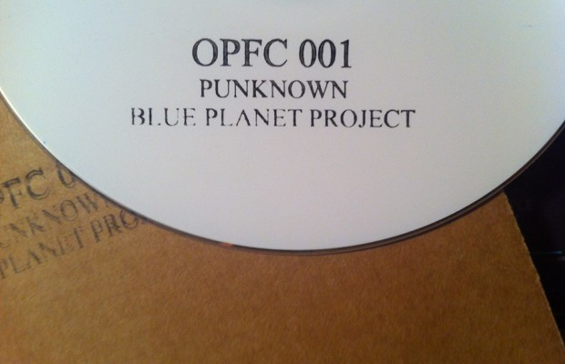 CD-PUNKNOWN BluePlanetProject