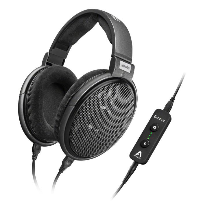 Sennheiser lancia HD 650 e Apogee Groove amplificatore per cuffie ... cb78b6acaab4